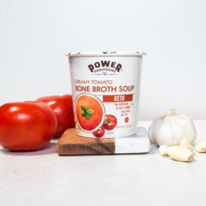 Creamy Tomato Bone Broth Soup