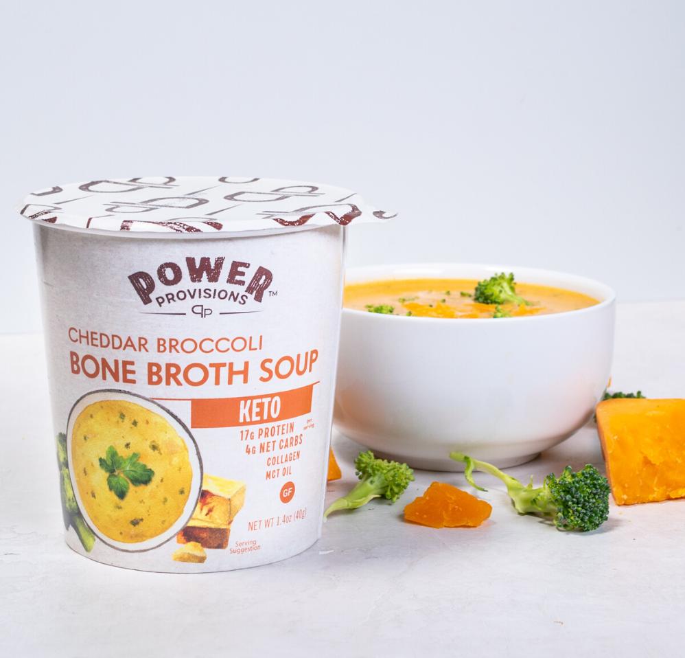 Keto-Friendly Bone Broth Soup